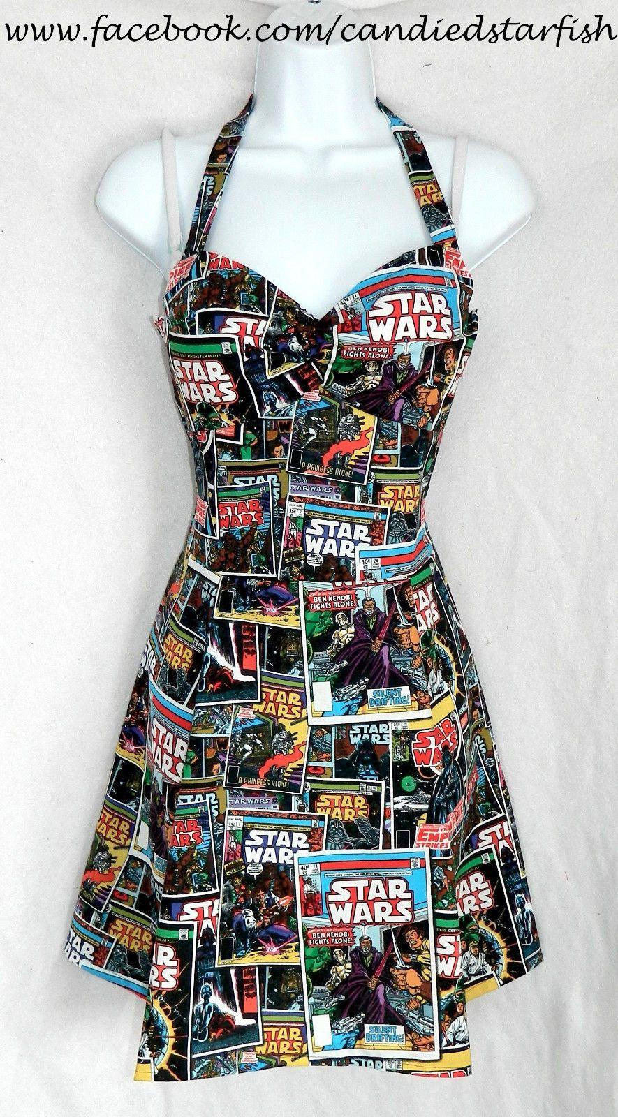 Mosaic Dress Star Wars