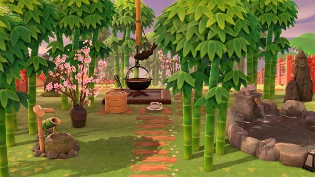 #animal crossing zen garden | Explore Tumblr Posts and ...