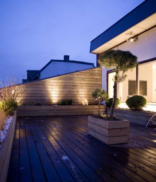 Illuminazione Per Terrazzi Illuminazione Veranda
