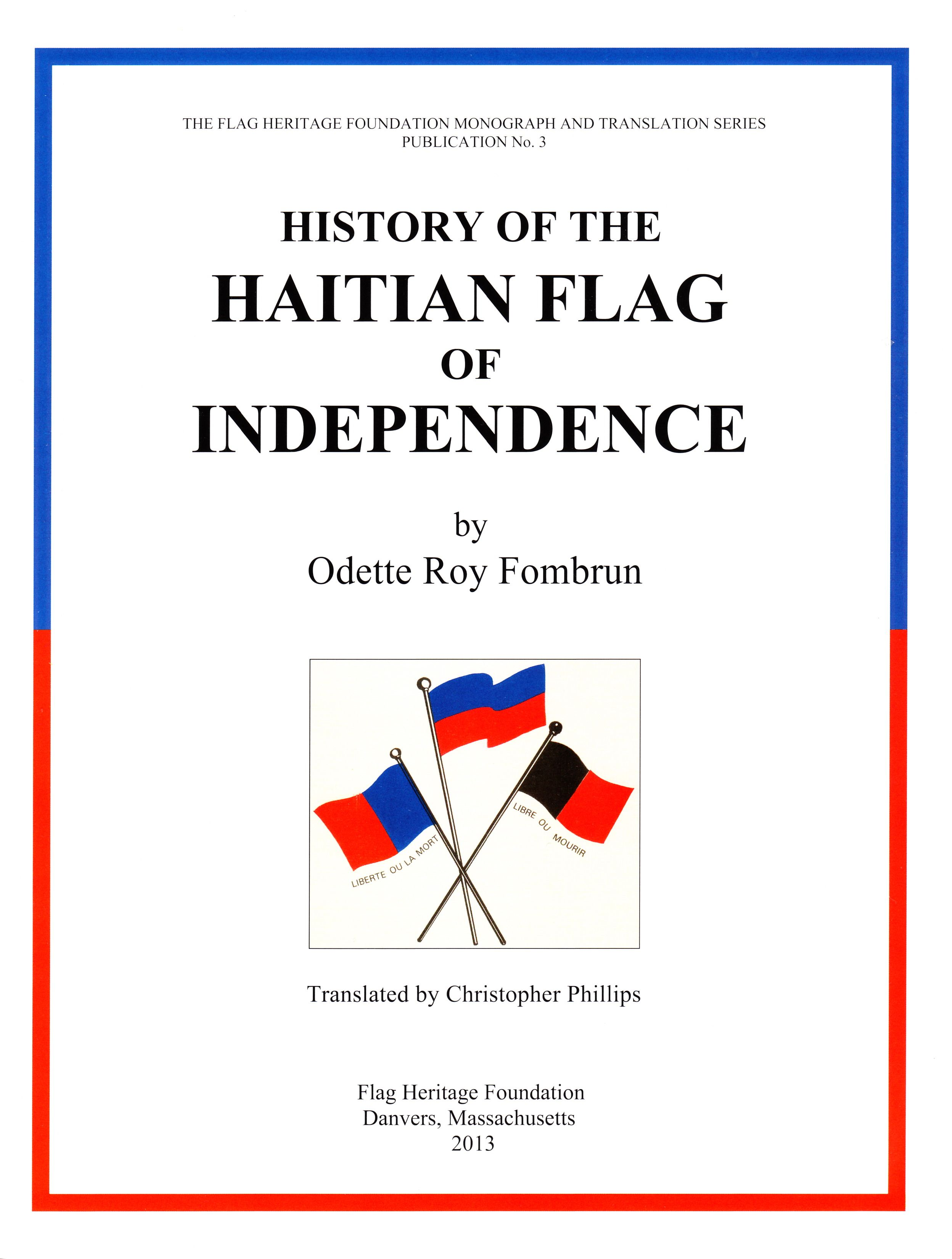 History of the haitian flag cover ayiti cherie pinterest history of the haitian flag cover fandeluxe Image collections