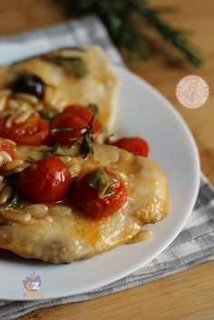 Photo of MEDITERRANEAN CHICKEN BREAST easy second recipe
