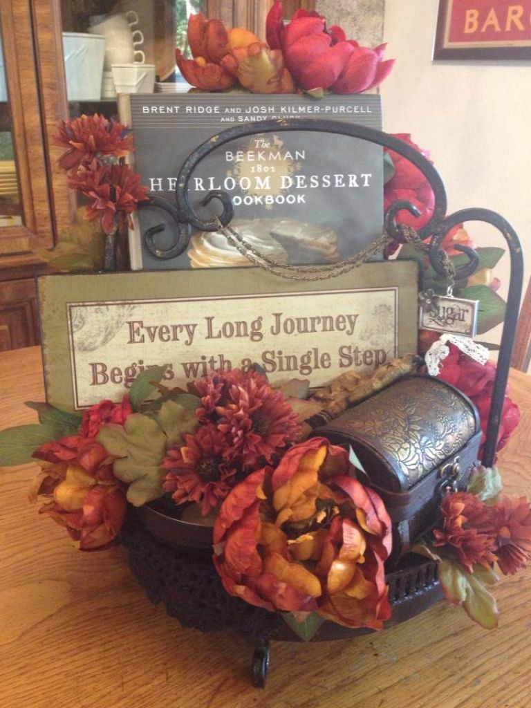 Romantic Dessert Appetizer Gift Basket Thank You Hobby Lobby