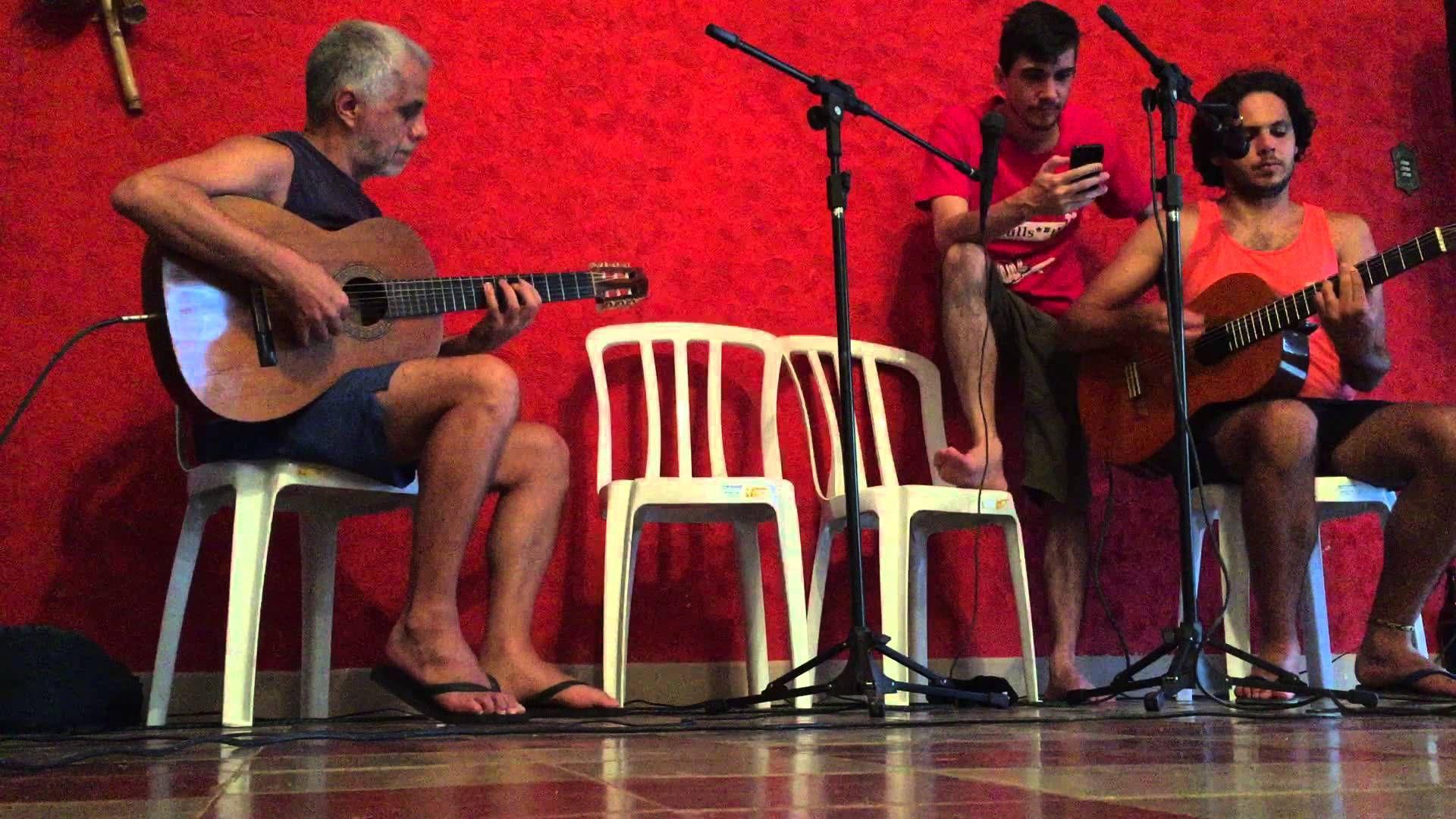 Tiguera: Churrasco Sede. Som Domingos, Lucas, Bruno, João. IMG_8264. 496...