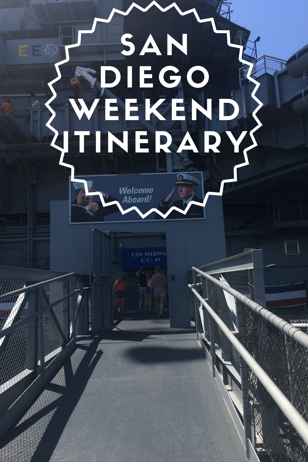 Uss Midway Museum San Diego Ca Itinerary San Diego Seaport Village Old Town San Diego