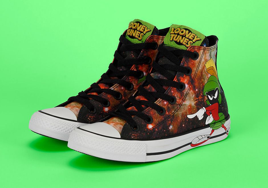 "sneakers  news The Looney Tunes Team Up With Converse for the Chuck Taylor  ""Rivalry Collection"" 3483911cd"