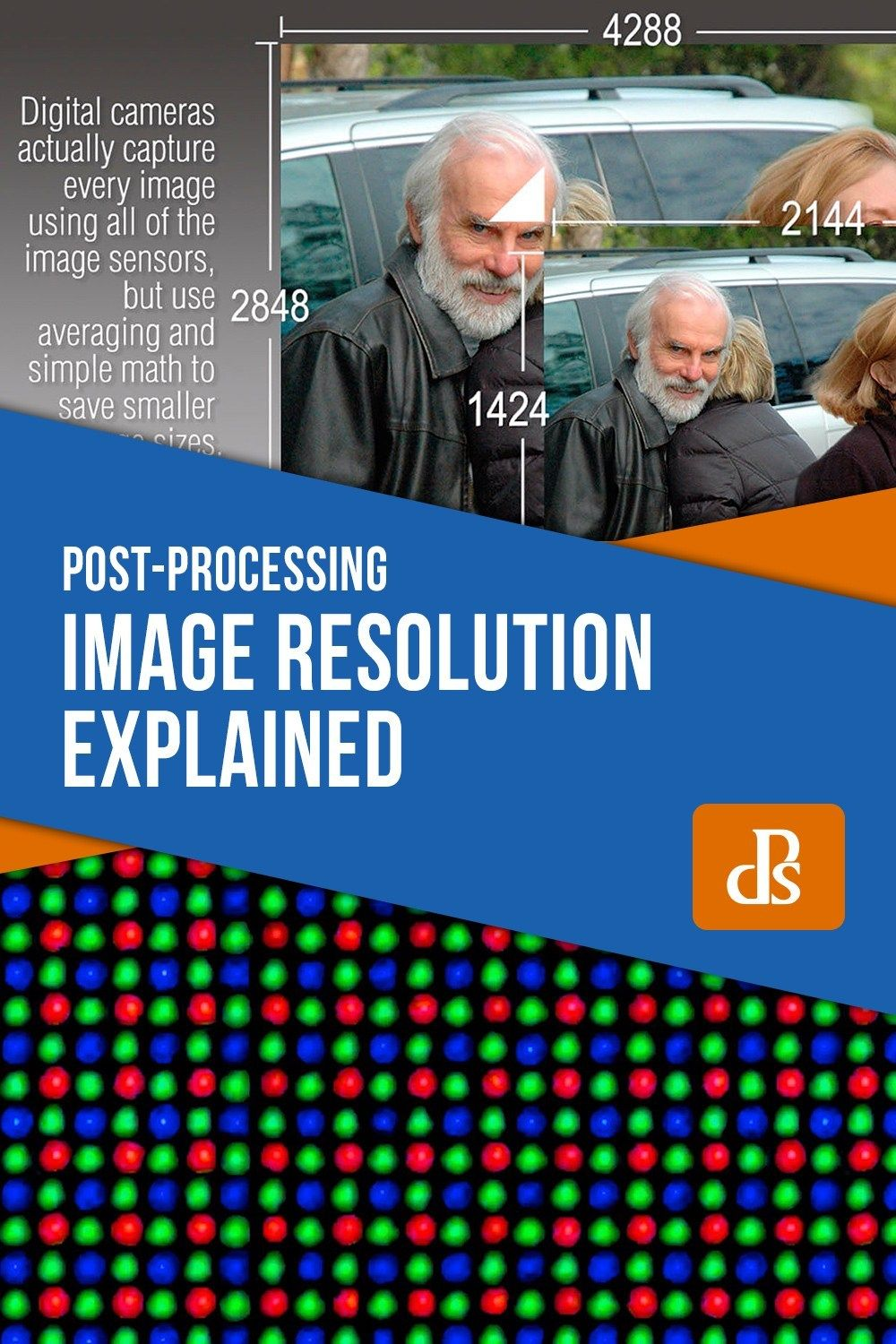 Image Resolution Explained Seeing The Big Picture Image Resolution Photoshop Help Photo Fix