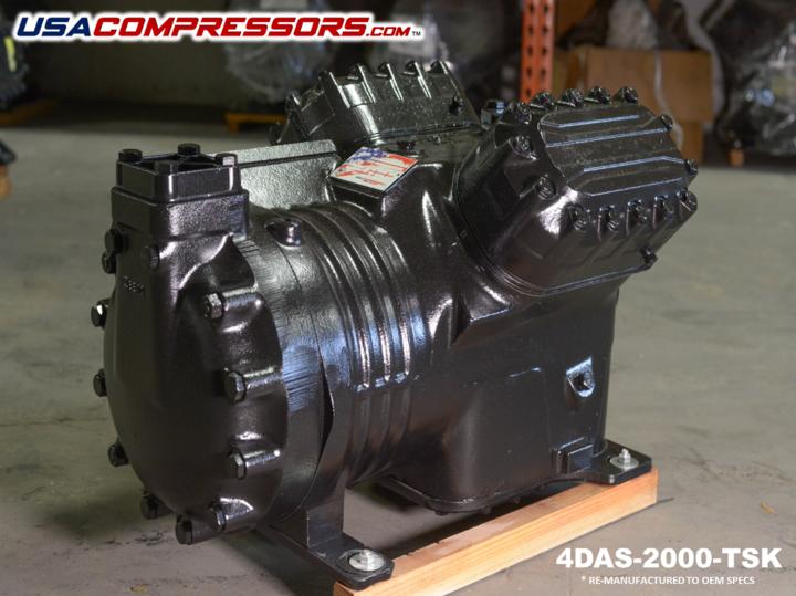 Copeland 4das2000tsk Reciprocating compressor