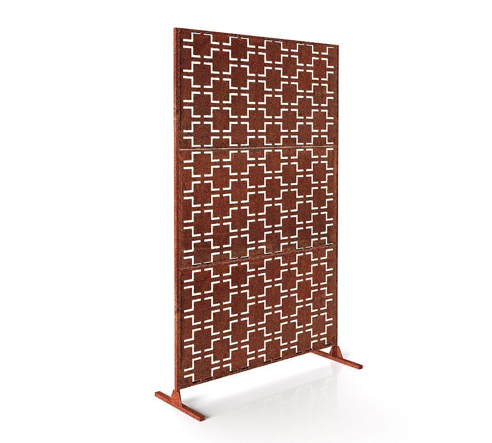 Privacy Screens Corten Steel In 2020 Fence Panels