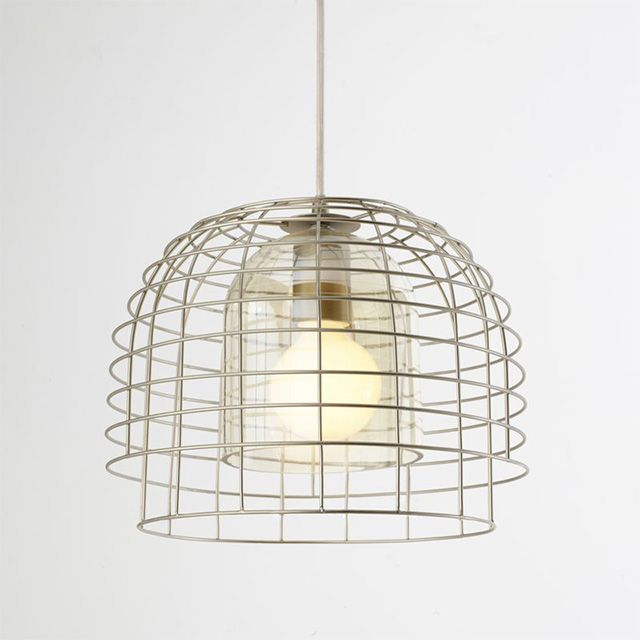 suspension colours ross champagne satin cm luminaires pinterest luminaire. Black Bedroom Furniture Sets. Home Design Ideas