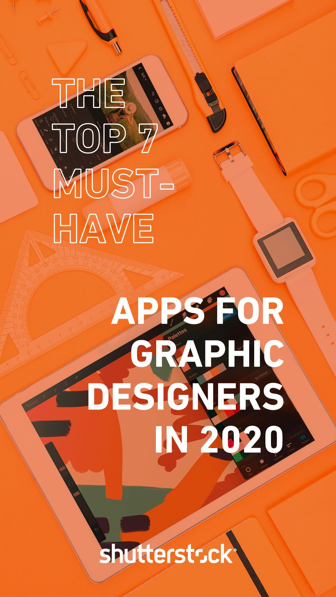 Top 7 MustHave Apps for Graphic Designers in 2020