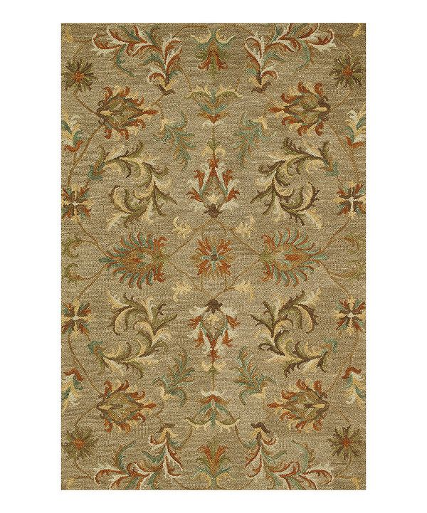 Take a look at this Camel Madison Wool Rug on zulily today!