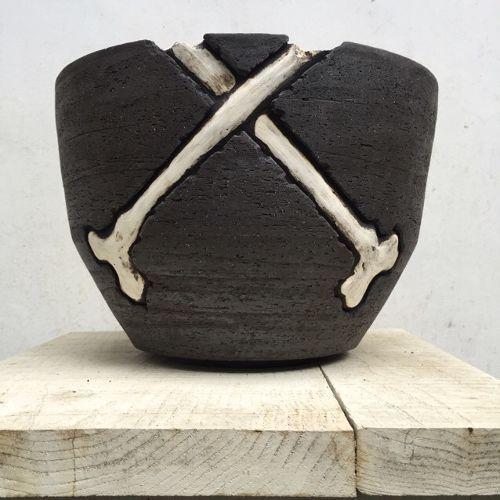 BASIC Bowl Pot. Cross