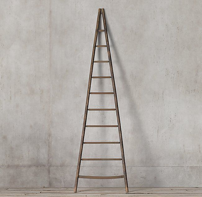 Orchard Ladder Large Small Furniture Ladder Floor Decor