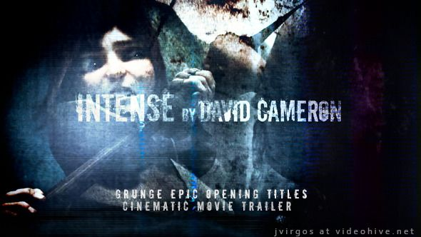 Grunge Epic Opening Titles - Cinematic Movie Trailer | Movie ...