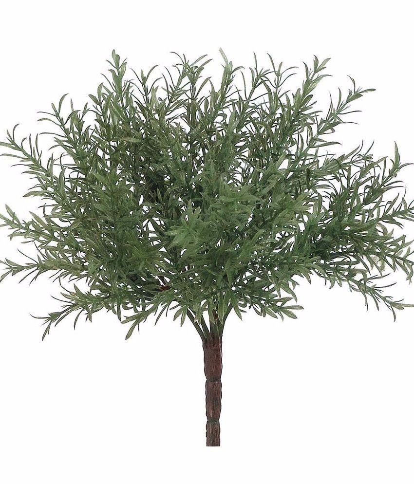 Plastic Rosemary Greenery Bush 8 Gardening Ideas Pinterest