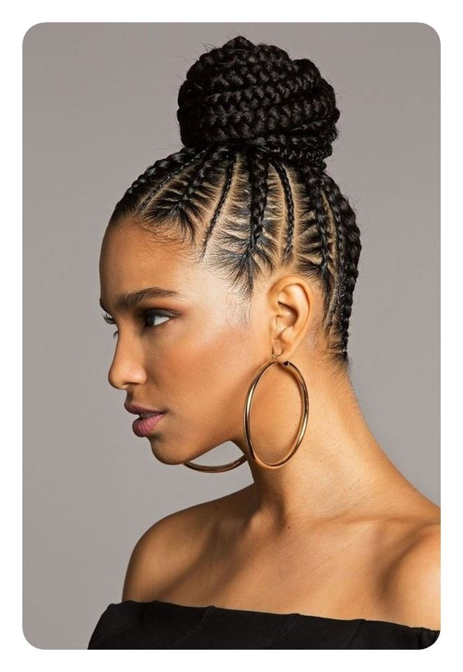 26 Ideas Straight Up Braids Hairstyle Tips In 2020 Natural Hair