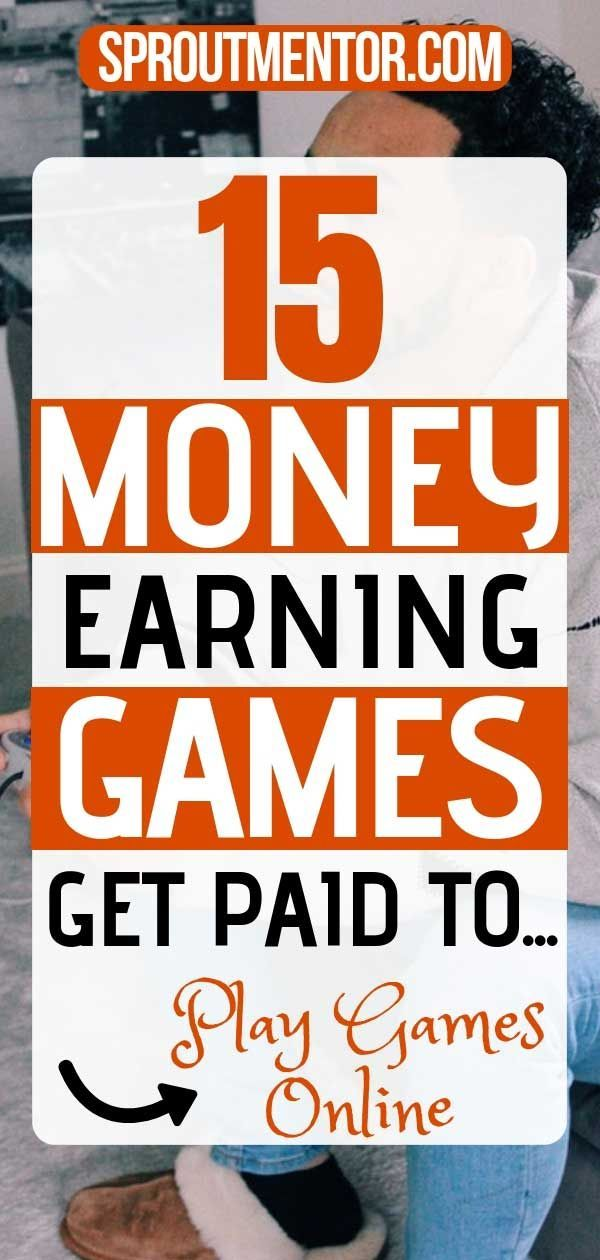 Pay For Games Get Paid To Play Games Online Play game