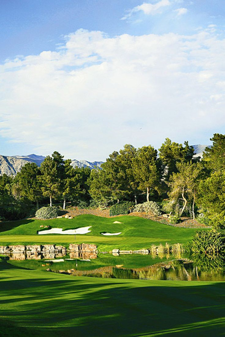 8 Must-Play Golf Courses in Las Vegas | Golf courses ...