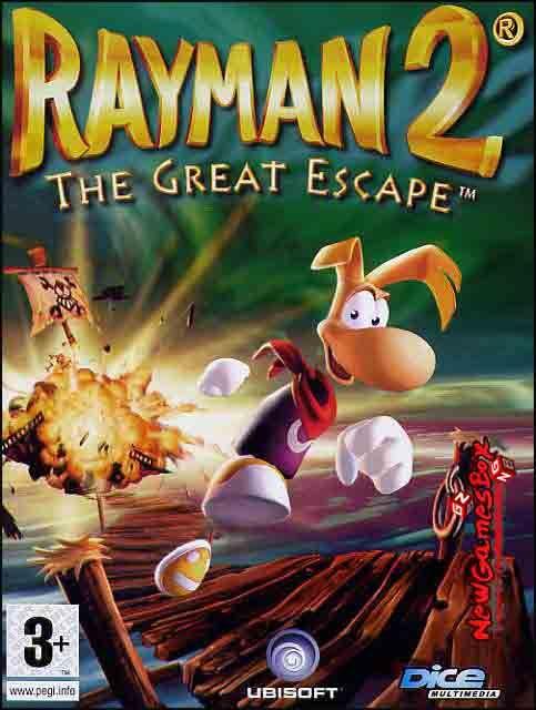 Rayman 2: the great escape (region free) pc download nitroblog.
