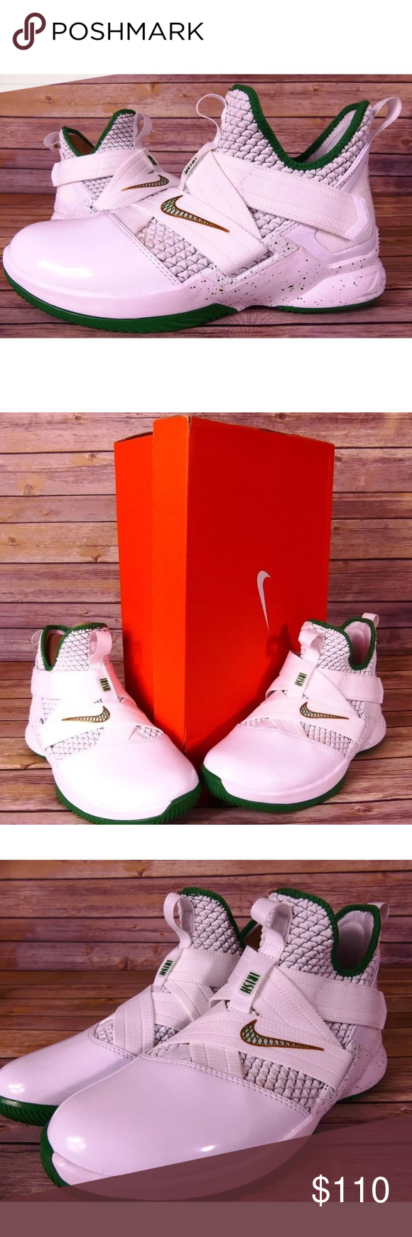 6be4b62cc0a62 Nike Lebron James Soldier XII GS Basketball Shoes Please Make Offers!!!  Thank you