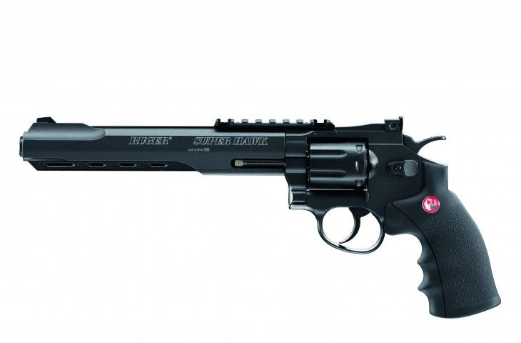 umarex sportwaffen products airsoft co2 ruger superhawk rh pinterest com Ruger Super Hawk Ruger Air Hawk Accessories