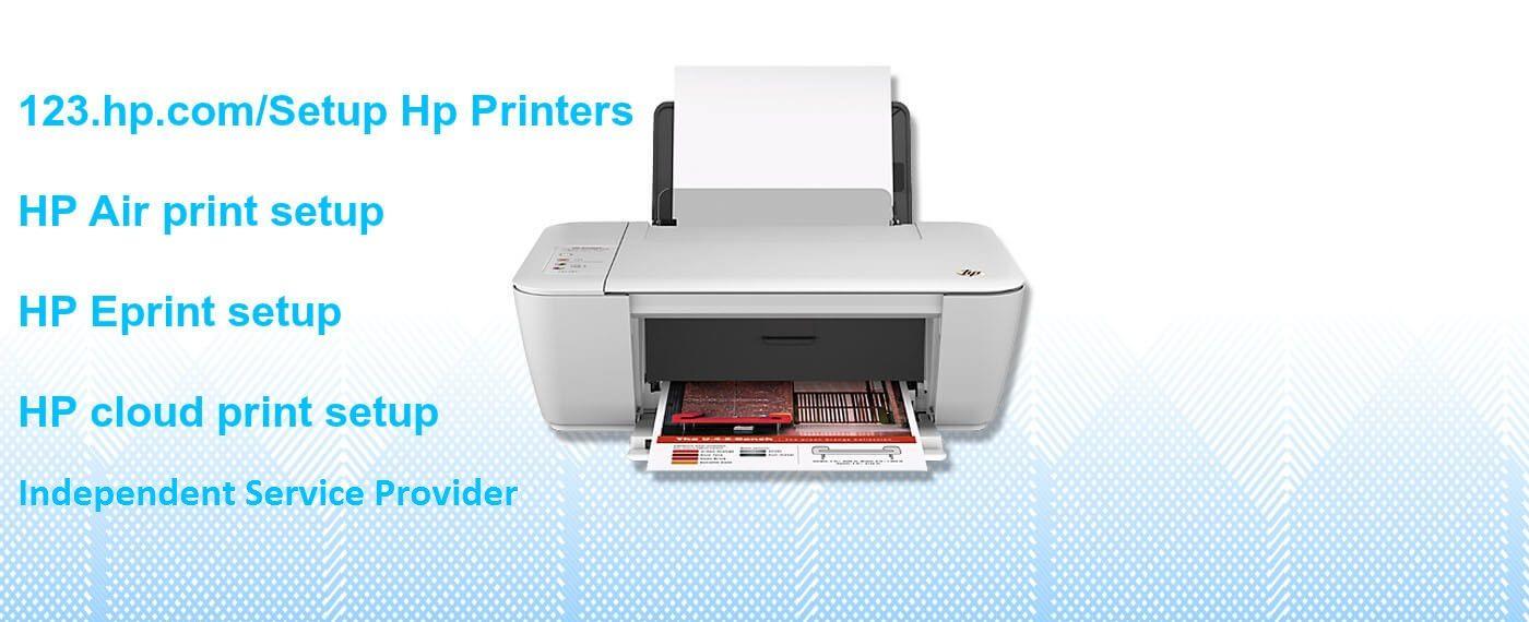 123-HP-printer-setup