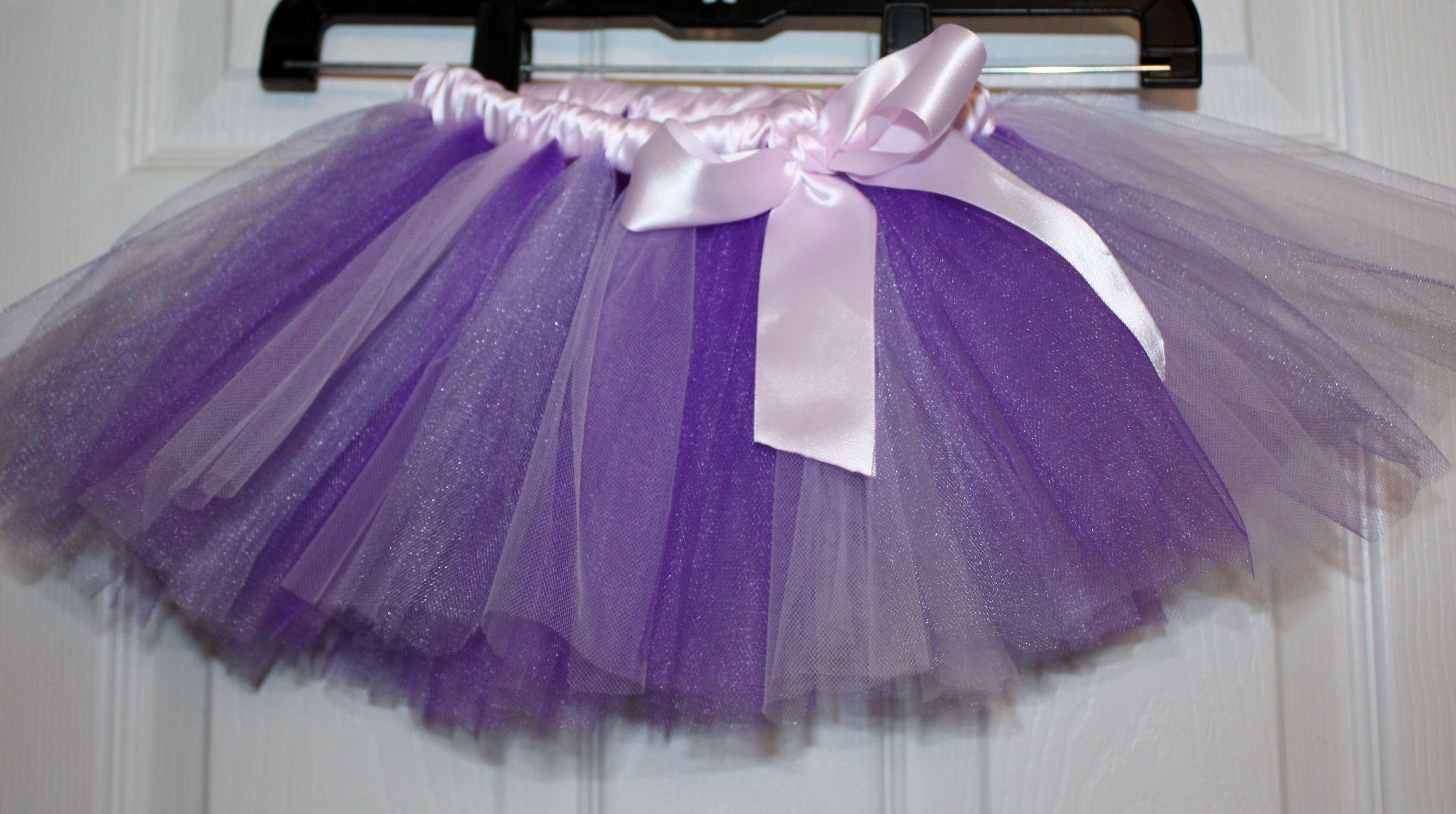 Purple tutu www.facebook.com/quaintlittletutus