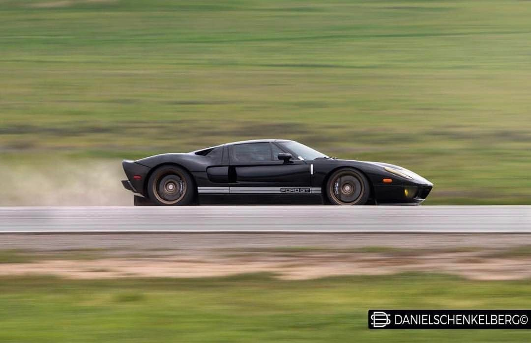 After A Long Journey The Black Mamba Ford Gt Has Officially Hit Mph In The Half Mile On Lbs Of Boost Piloted By Steven_racing At Shiftsctor Pic