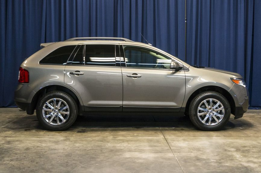 Joydrive 2014 Ford Edge SEL Sport Utility 4D Buy this
