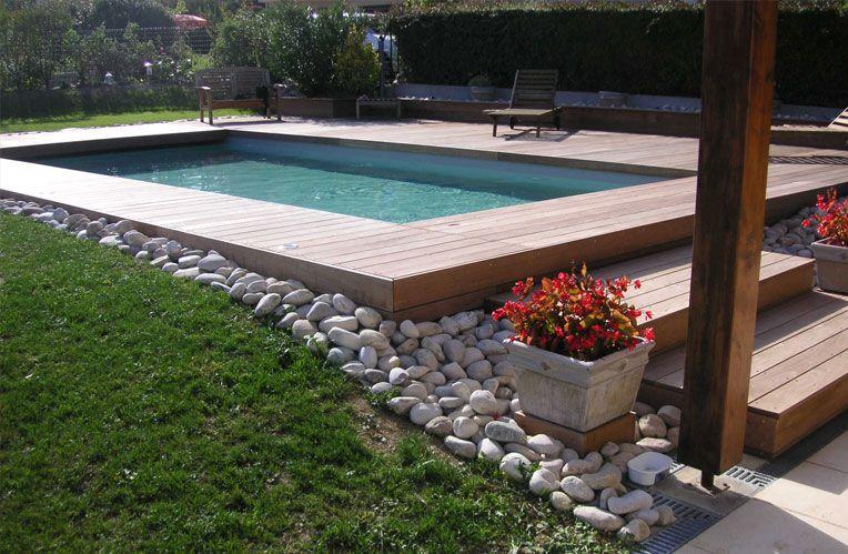Terrasse piscine bois composite finest terrasse piscine for Margelle piscine toulouse