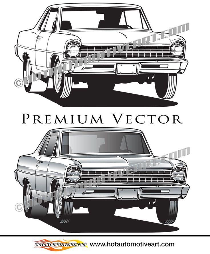 1967 Drag Car Wheelie #2 - VECTOR