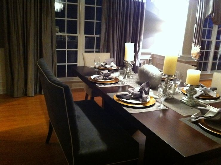 Settee For Dining Room Table