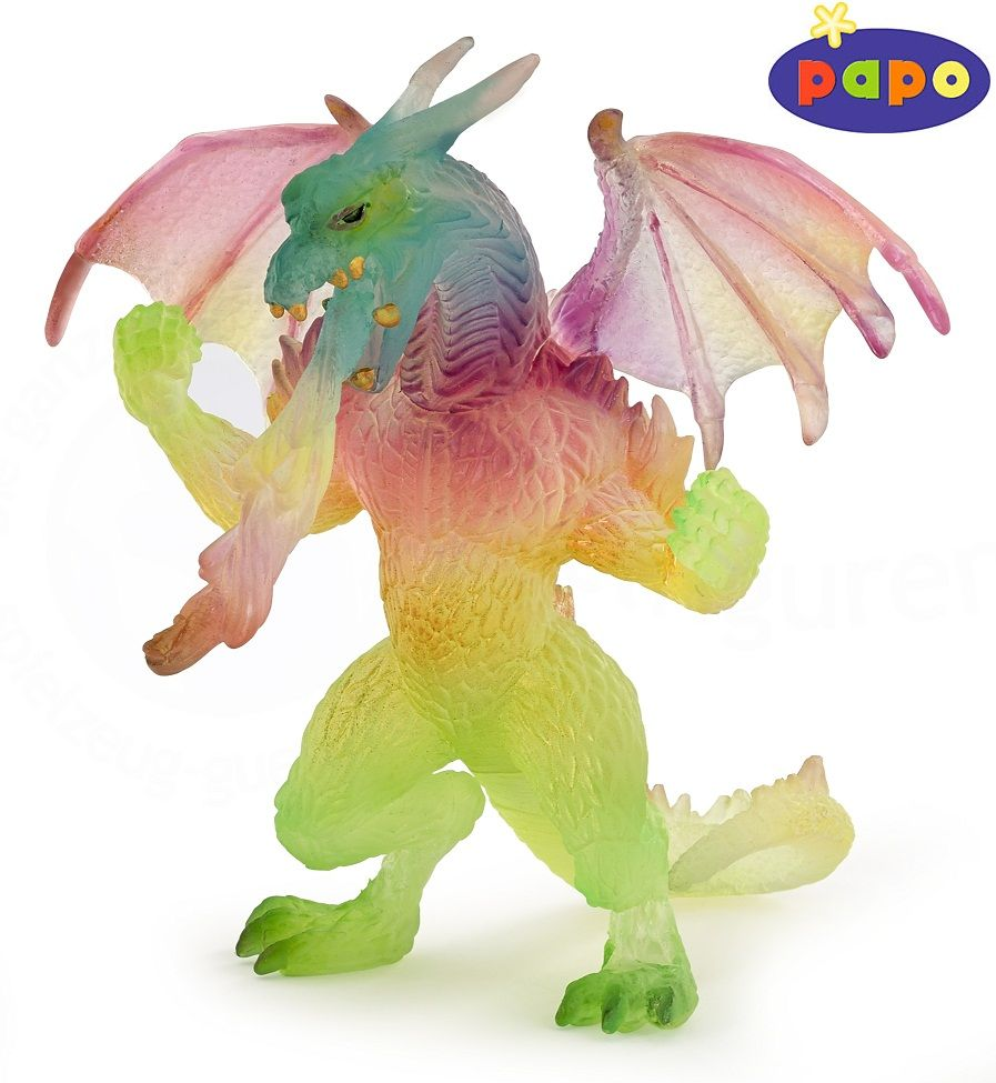 PAPO FANTASY Crystal Dragon Collection Figure NEW