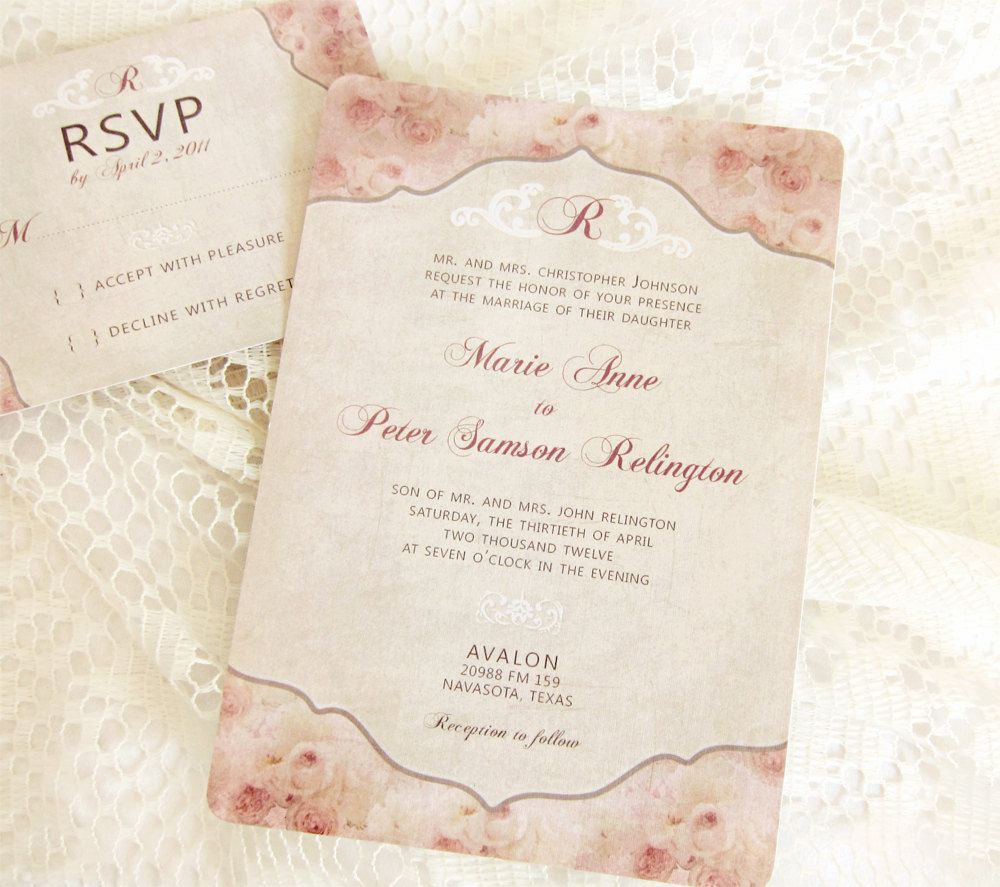 VINTAGE BUSINESS CARDS SHABBY CHIC FRENCH | French Floral Shabby ...