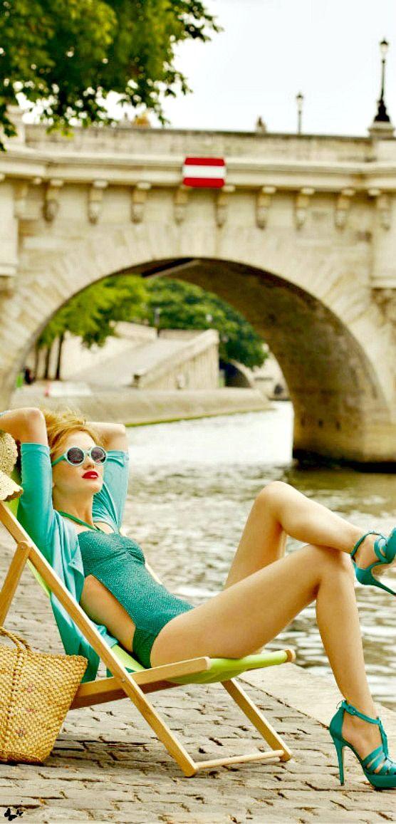 Pisicana em Paris Riviera - beau vert <3