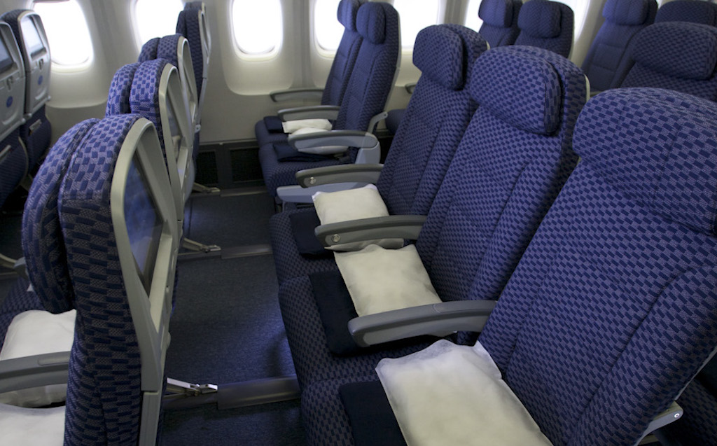United's Seat Squeeze Equals 14 Additional Aircraft Best