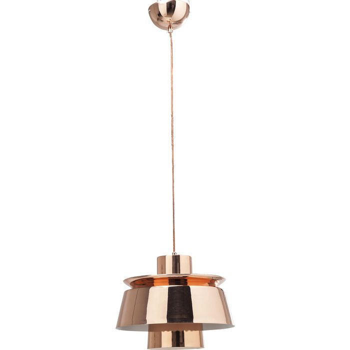 Pendant Lamp Cubeto Copper