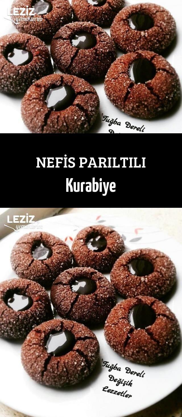 Negrolu Sürpriz Kurabiye Tarifi