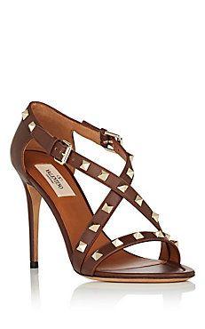 Rockstud Strappy Sandals