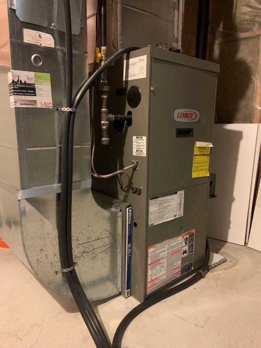 Furnace maintenance, furnace repairs and furnace