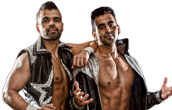The Bollywood Boys Get New Wwe Names April 26th 2017 205 Live S Bollywood Boys Have Recently Aligned Themselves With Jinder Mahal And Have Since Been Given