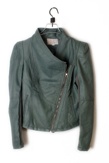 western green lapel women 39 s jacket ooo i could use one of these in my closet cool outfits. Black Bedroom Furniture Sets. Home Design Ideas