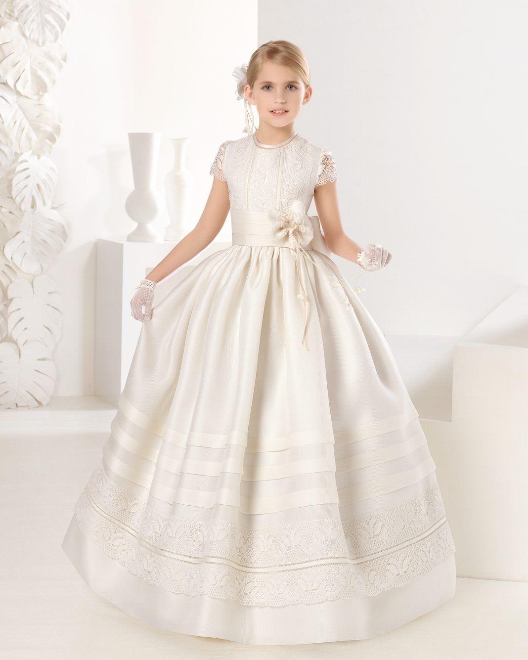 Rosa Clará Colección Vestidos Comunión - Mepoca 704c0b5ea38f