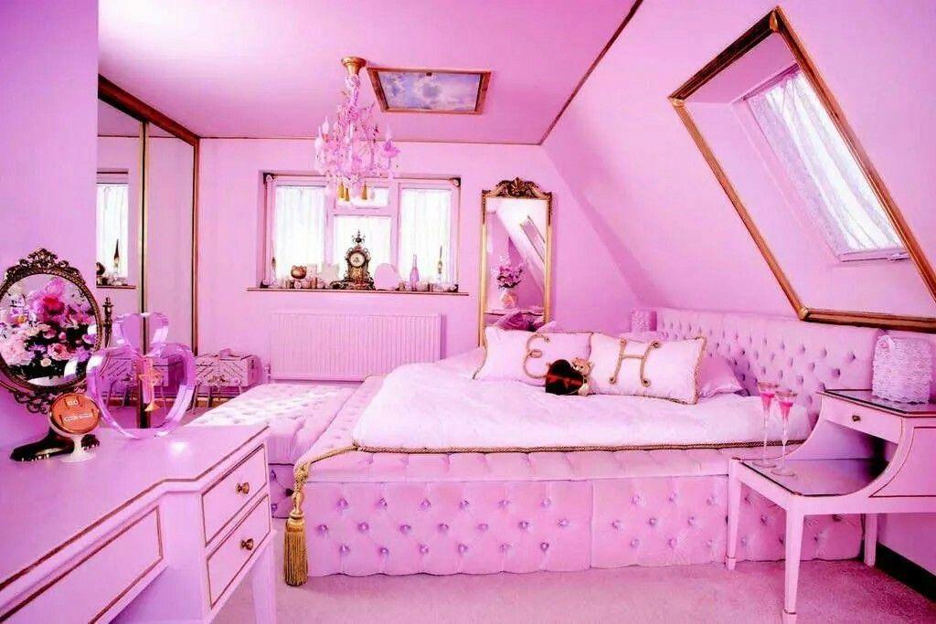 The Pink Mansion Pink Room Pink Bedrooms Pink Decor