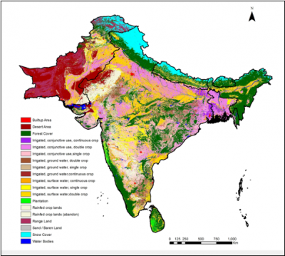 Newly developed irrigation maps for South Asia presented CGIAR
