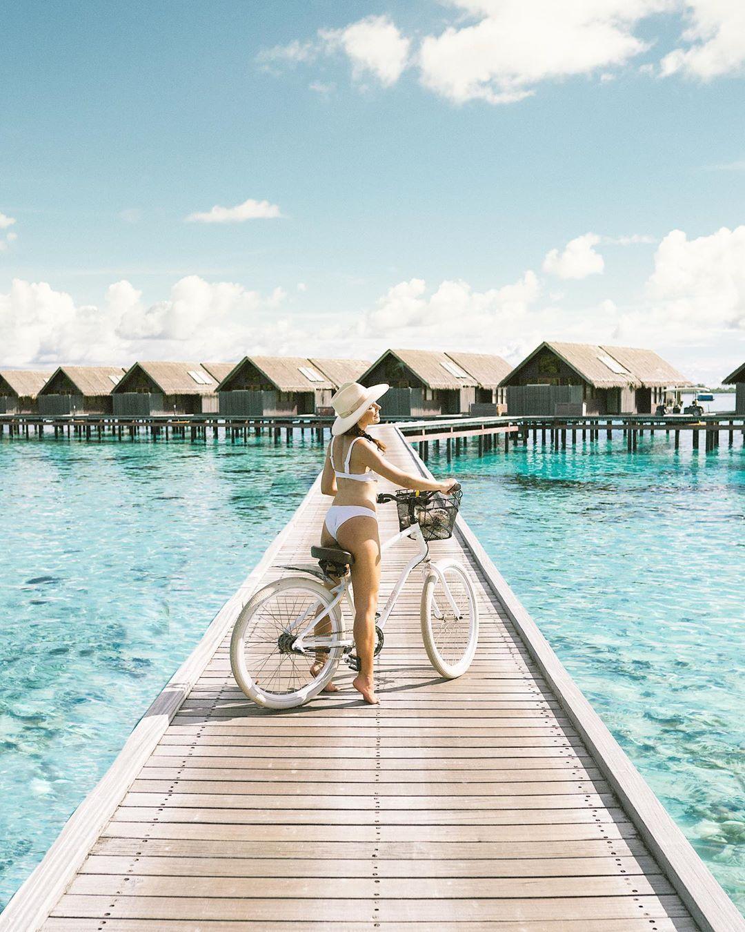 Shangri La Maldives Water Villa With Sabrina Diaries Adventuretravel Travelphotography And Maldives Water Villa Honeymoon Destination Ideas Romantic Places