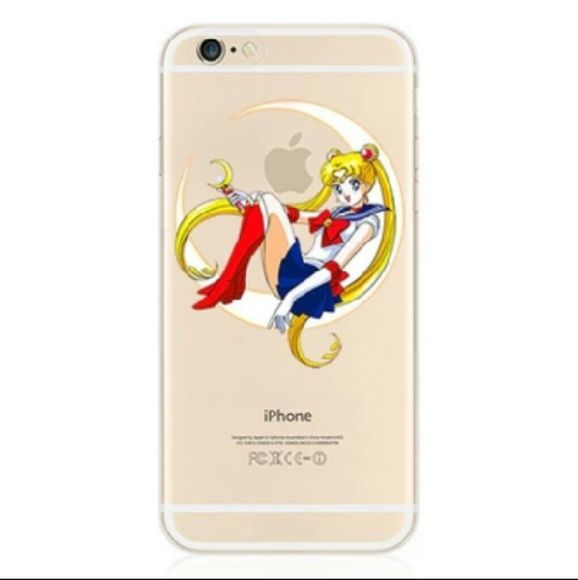 Sailor Moon Iphone 6 case Sailor Moon phone case:) Accessories Phone Cases