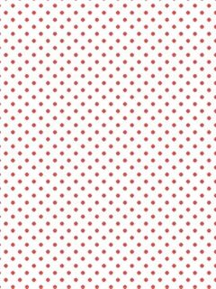 Red And White Polka Dot Wallpaper For Kitchen Cabinet Insets