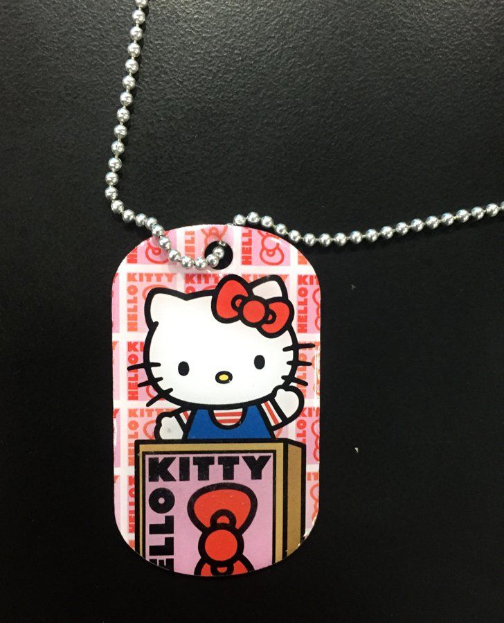 Pin for Later: You're Definitely Going to Want This Limited-Edition Hello Kitty Item Panel Moderator Hello Kitty