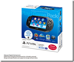 Sony Bundling Old Vitas With Hot Shots Golf And 32 GB Memory Card